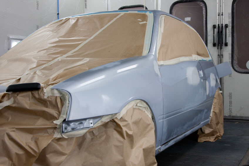 How to Prepare Your Car for Painting
